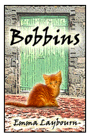 the cover of the children's free ebook about a cat that lives in an old cotton