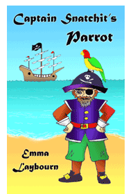 the free ebook Captain Snatchit's Parrot, containing 3 children's 