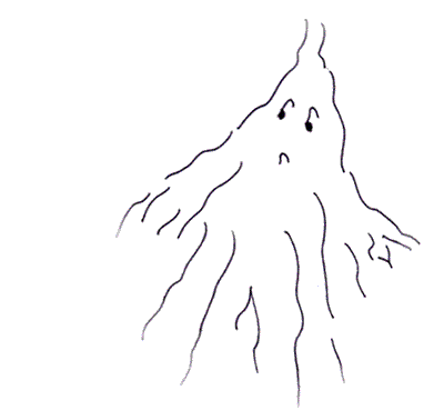 The wispy ghost of Custard Castle
